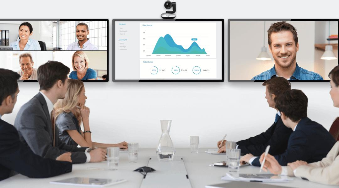 最新跨国公司会议室AV配置标准规范